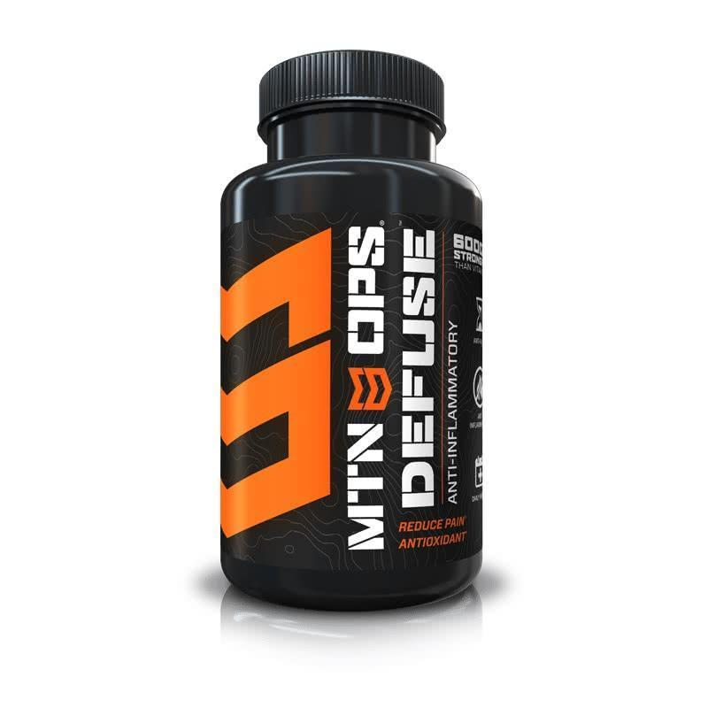 MTN OPS Defuse anti inflammatory supplement
