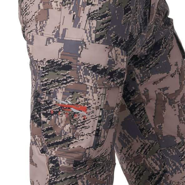 Mountain Pant Optifade Open Country Pocket Detail