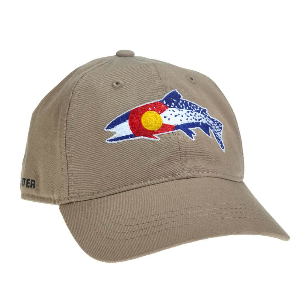 RepYourWater Colorado Clarkii Unstructured Hat