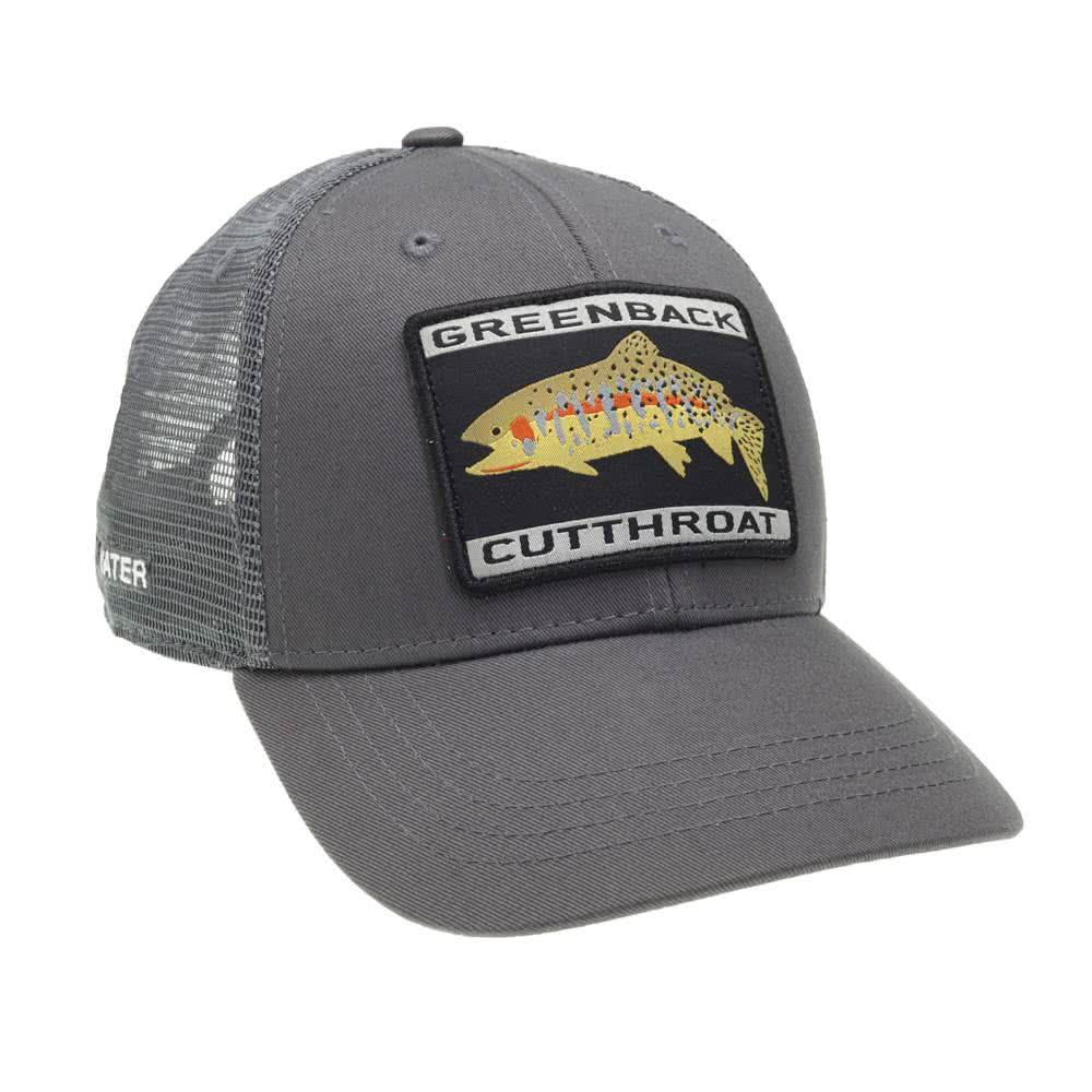 RepYourWater Greenback Cutthroat Hat