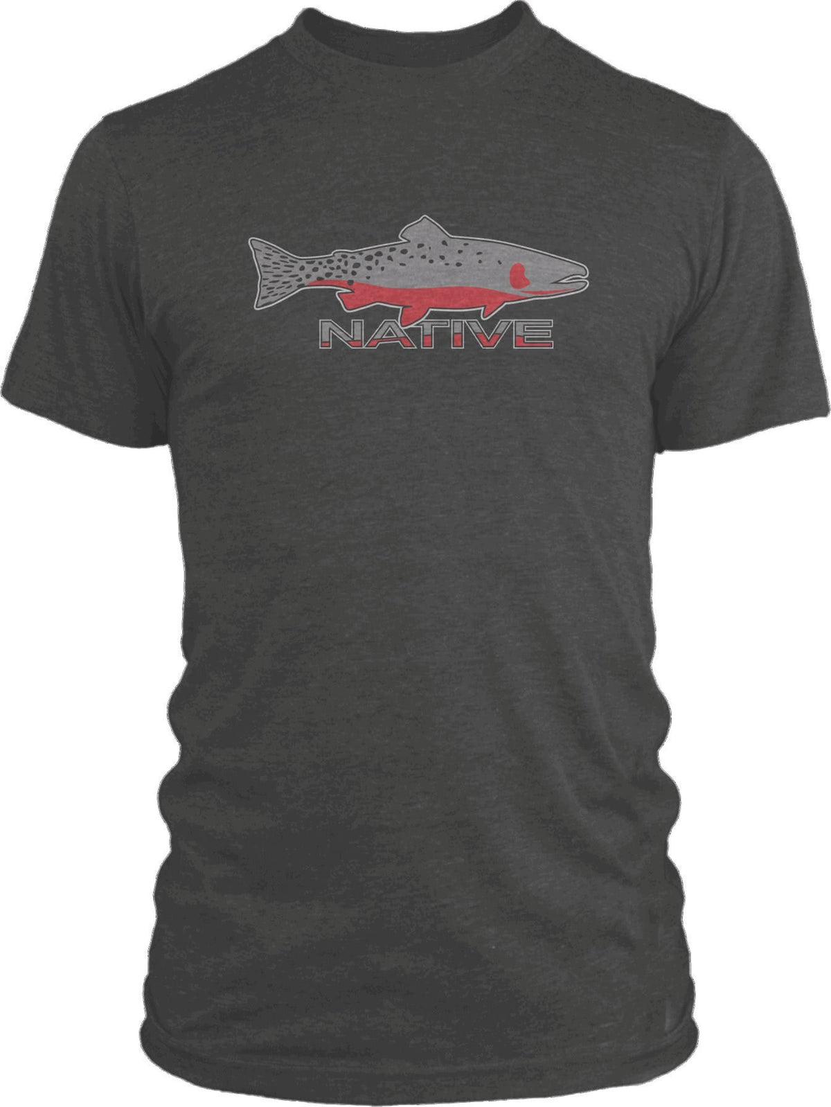 RepYourWater Native Cutthroat Short Sleeve T-Shirt