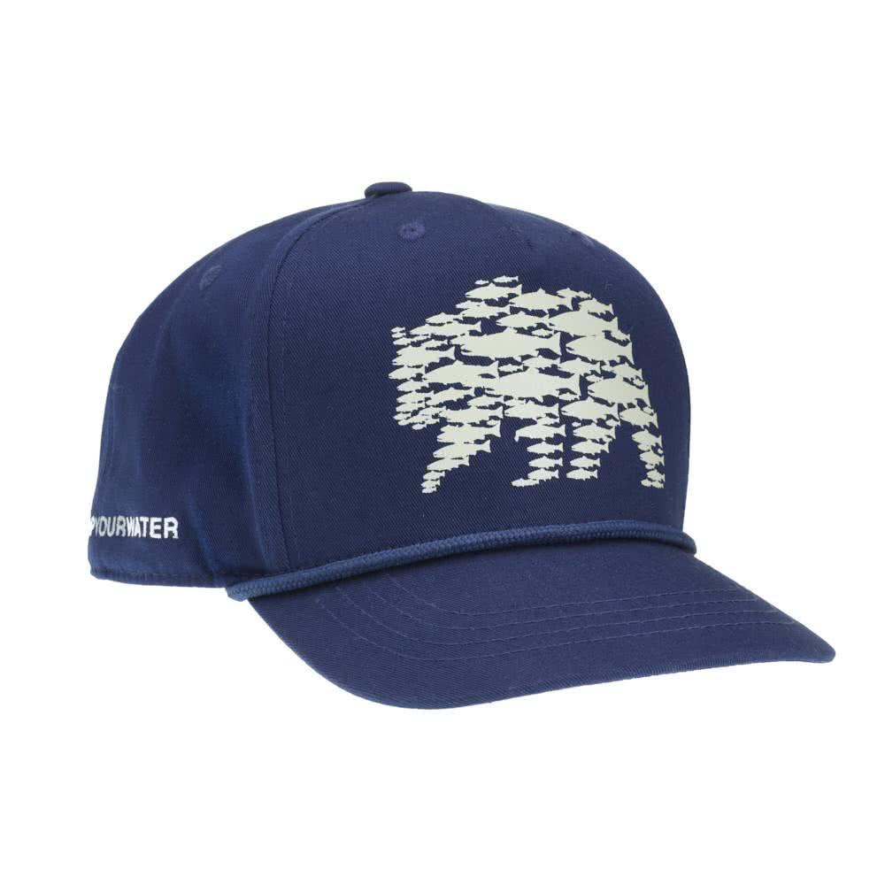 RepYourWater River Griz Full Cloth Hat
