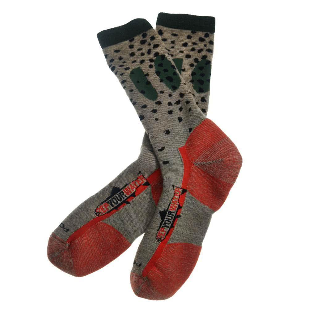 RepYourWater Trout Socks
