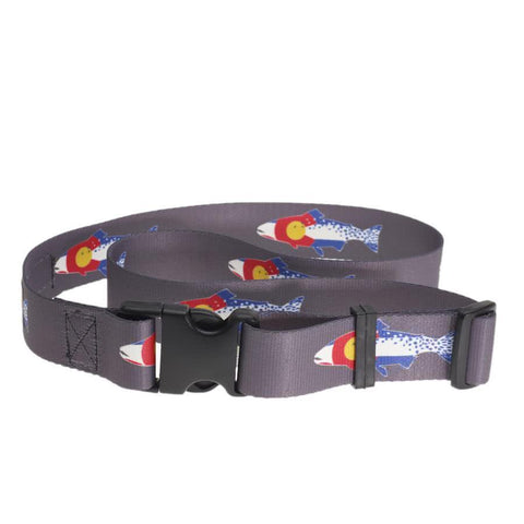 RepYourWater Wingo Colorado Cutthroat Wading Belt