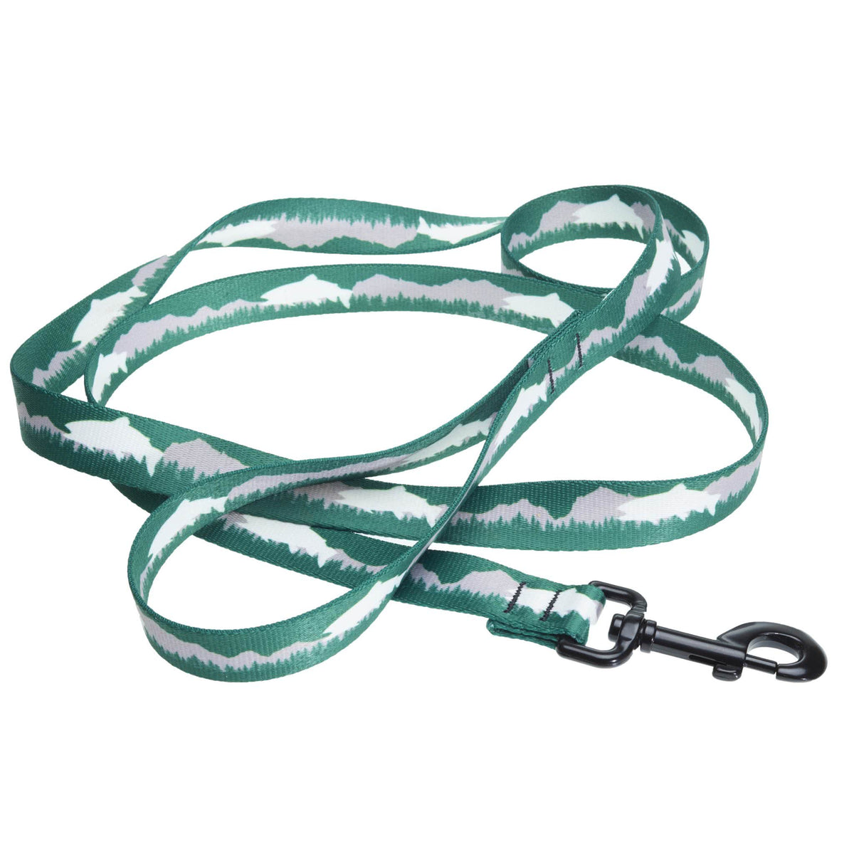 RepYourWater Wingo Green Mountain Dog Leash