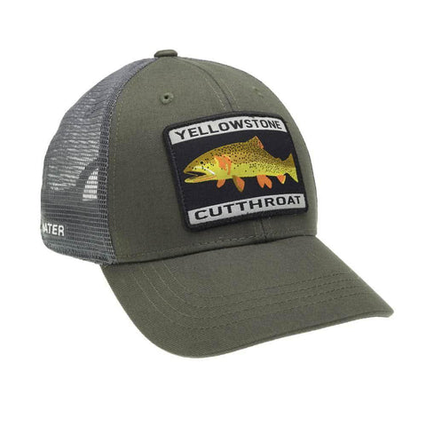 RepYourWater Yellowstone Cutthroat Hat