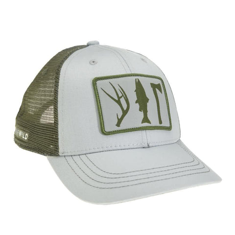 RepYourWild Hunt Fish Camp Hat