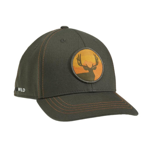 RepYourWild Muley Country Full Cloth Hat
