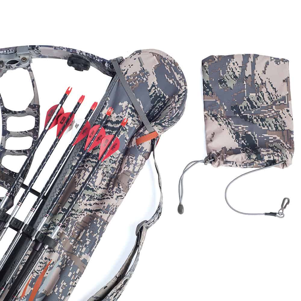 SITKA Gear Bow Sling Optifade Open Country Attachments