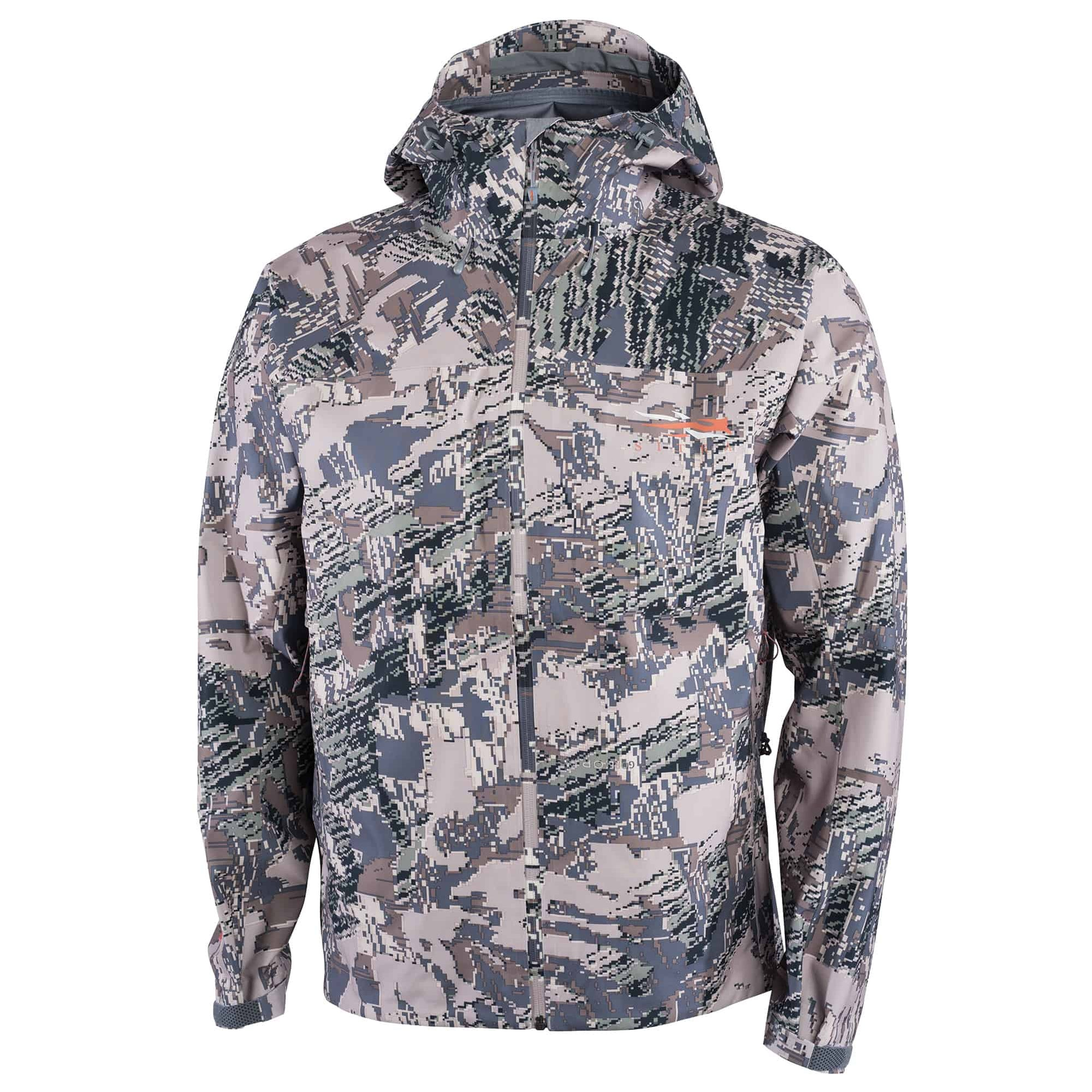 SITKA Gear Cloudburst Rain Jacket Optifade Open Country