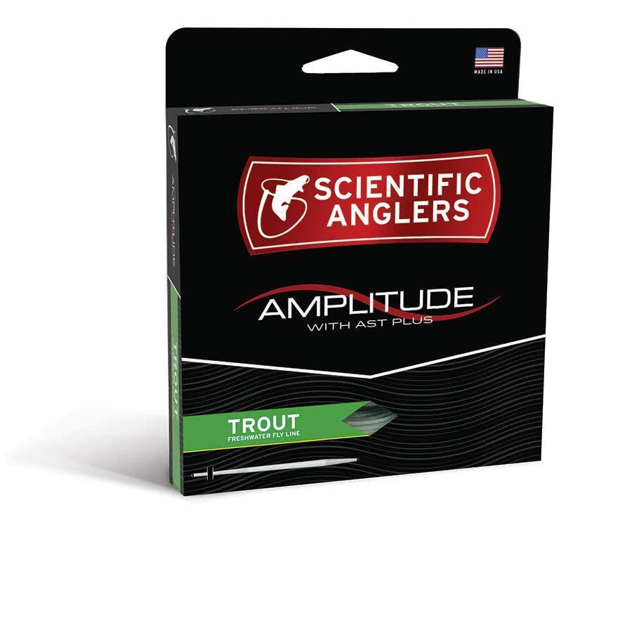 Scientific Anglers Amplitude Trout Fly Line Box