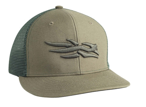 Sitka FLATBILL CAP FOREST FRONT