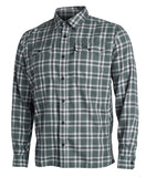 Sitka Frontier Shirt Lead Plaid TTW