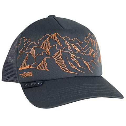 Sitka Mountain Sketch Foam Trucker