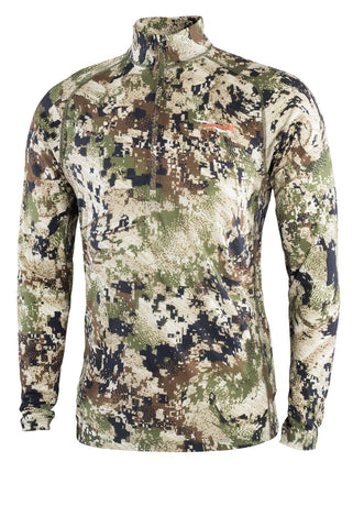 Sitka SubAlpine Merino Core Light Weight Zip T