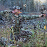 Slumberjack Pursuit Pack Vest Kryptek Camo In Field Bowhunting