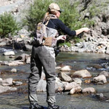 Slumberjack Pursuit Pack Vest Kryptek Camo In Field Fishing