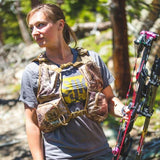 Slumberjack Pursuit Pack Vest Kryptek Camo In Field