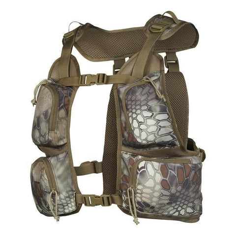 Slumberjack Pursuit Pack Vest Kryptek Camo
