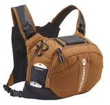 Umpqua Overlook 500_Zero Sweep Fly Fishing Chest Pack Copper