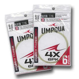 Umpqua POWER TAPER LEADER FAMILY 6 Pack