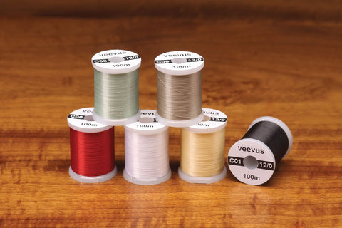Veevus 12 0 fly tying thread
