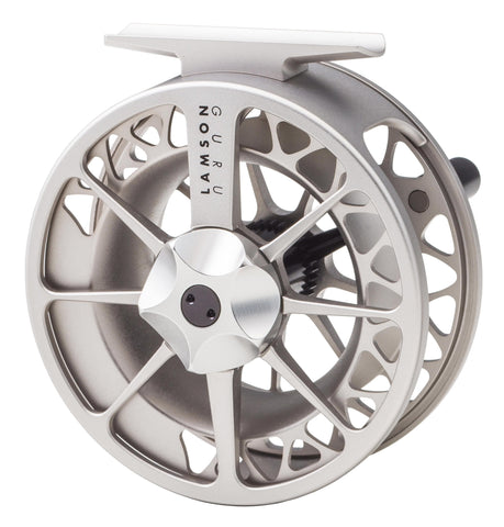Waterworks Lamson Guru Series II Fly Reel Back