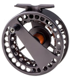 Waterworks Lamson Speedster Black Special Edition Fly Reel Case Back