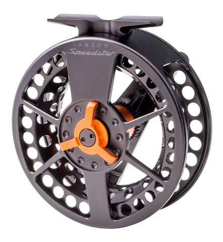 Waterworks Lamson Speedster Black Special Edition Fly Reel Case