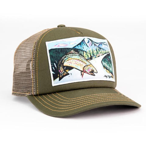 art 4 all by abby paffrath artist series hat cutthroat country 2