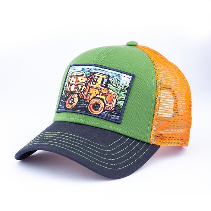 art 4 all by abby paffrath artist series hat dump truck 1