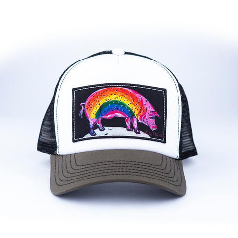 art 4 all by abby paffrath artist series hat hog bow 1