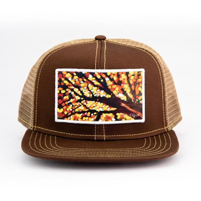 art 4 all by abby paffrath artist series hat in the fall 1