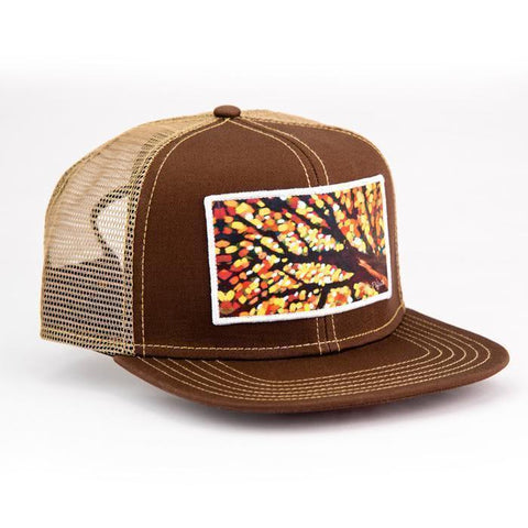 art 4 all by abby paffrath artist series hat in the fall