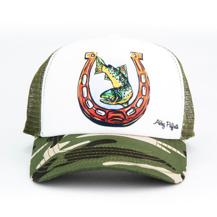 art 4 all by abby paffrath artist series hat lucky fishing hat 1