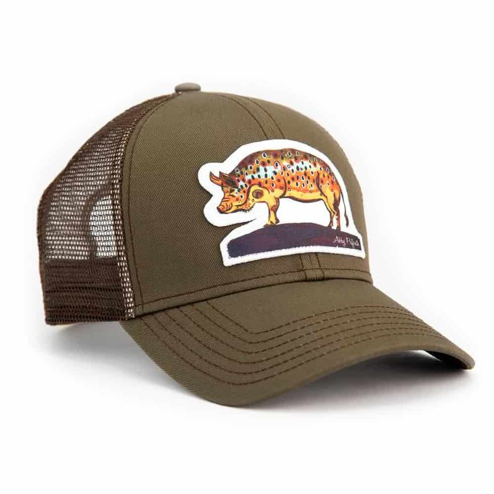 art 4 all by abby paffrath artist series hat new hog brown 2