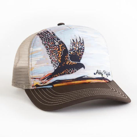 art 4 all- by abby paffrath artist series hat redtail hawk
