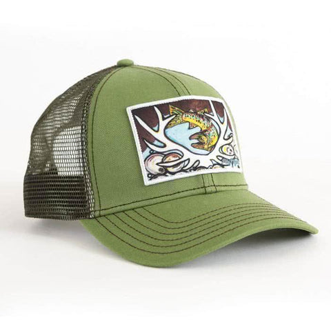 art 4 all by abby paffrath artist series hat trout house