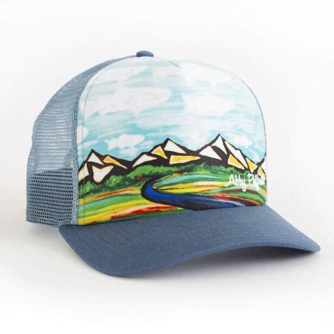 art 4 all by abby paffrath artist series hat troutdreams