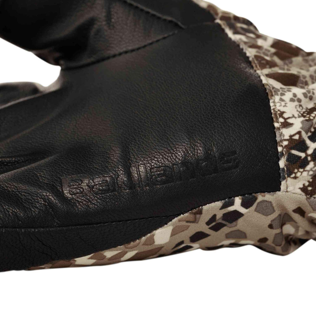 badlands convection glove approach fx leather palm