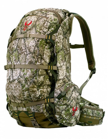 badlands packs 2200 hunting backpack approach camo front