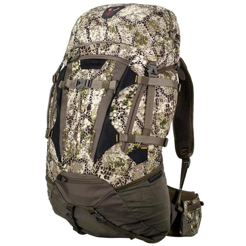 badlands packs sacrifice ls hunting backpack approach camo front