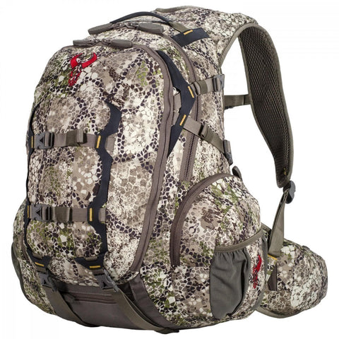 badlands packs sprint hunting backpack approach camo front