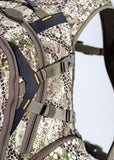 badlands packs sprint hunting backpack approach camo right side detail