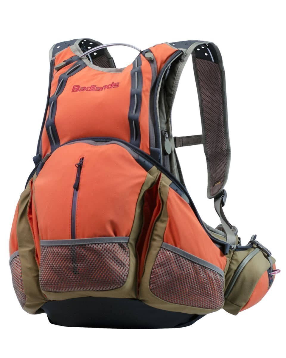 badlands packs upland game vest