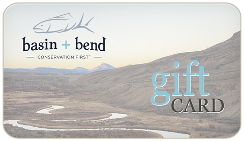 basin + bend gift card