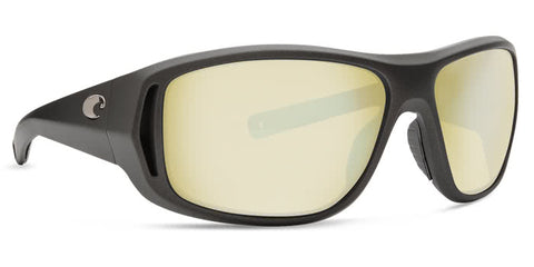 costa montauk black ultra sunrise silver mirror lens