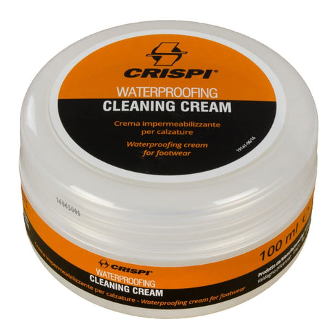 crispi waterproof cleaning cream