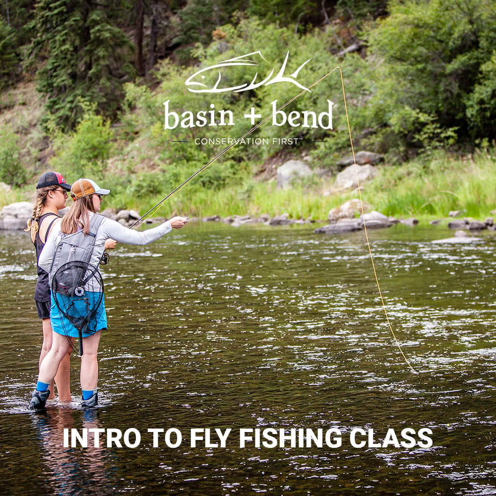 fishing classes: evergreen colorado introduction to fly fishing class