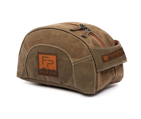 Fishpond Cabin Creek Toiletry Kit Front